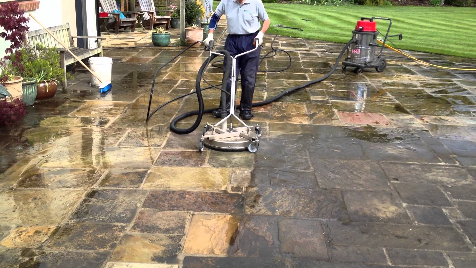 Get Professional Help For Stone Cleaning