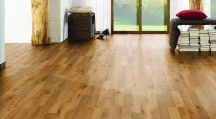 Laminated Wood Flooring Commercial